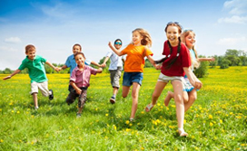 keep your kids active