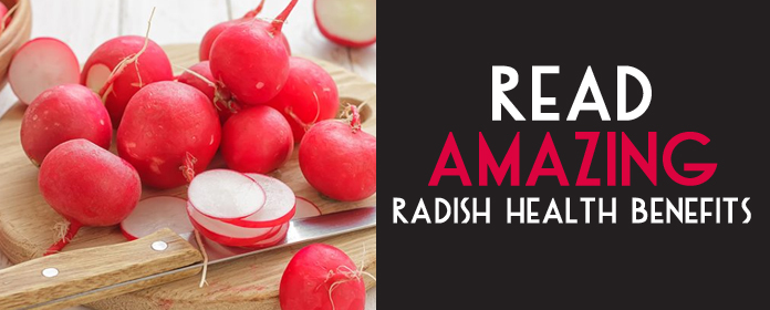read amazing radish health benefits