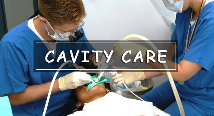 Care For Cavity Filling