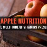 apple nutrition the multitude of vitamins present