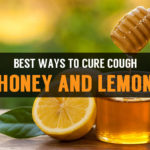 lemon and honey for cough