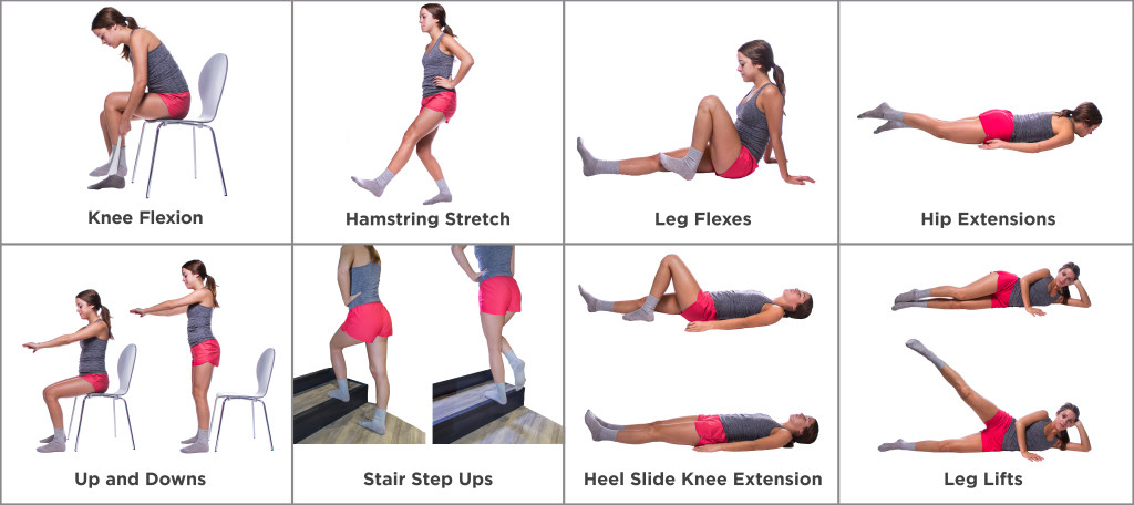 Different Exercises To Strengthen The Knees