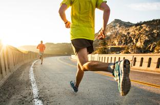 Jogging Morning Running