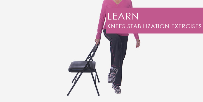 Knees Stabilization Exercises