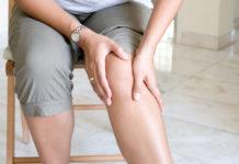 skin sensitive to touch on leg