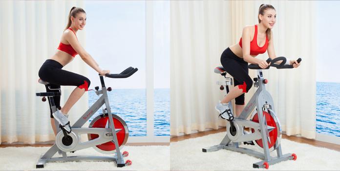 Stationary Bike Exercise