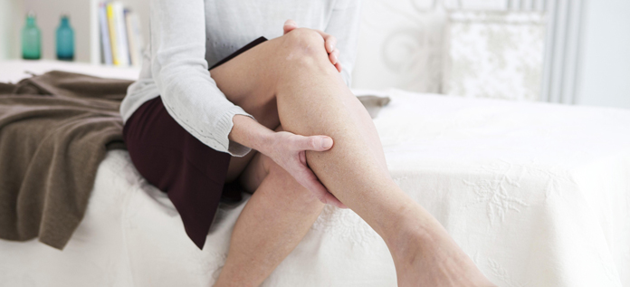 causes of periods leg pain