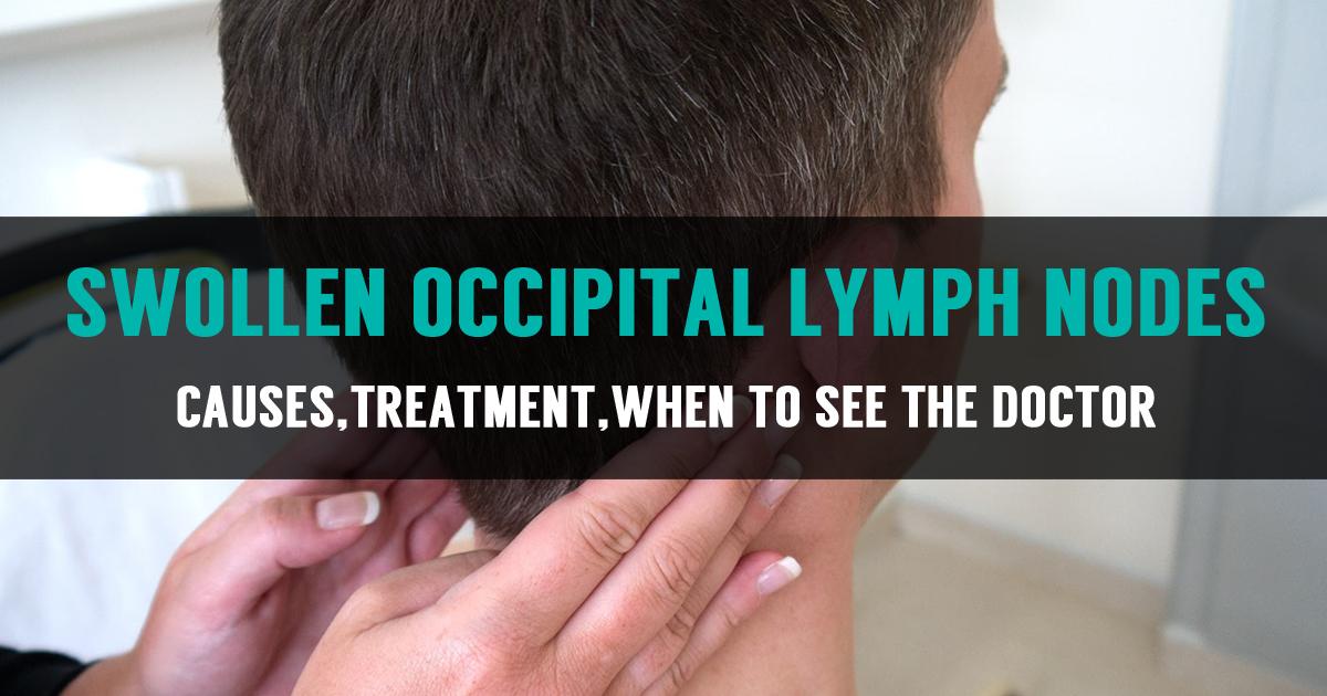 Swollen Lymph Nodes Neck Natural Treatment