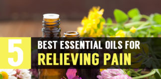 top five best essential oils for joint pains