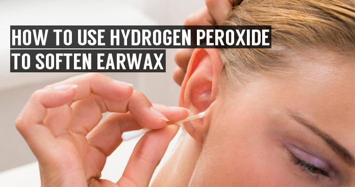 How hydrogen peroxide in ears can eliminate ear problems how to use hydrogen peroxide to soften earwax solutioingenieria Images